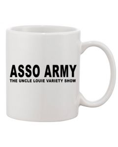 Asso Army 11-oz. Ceramic Mug