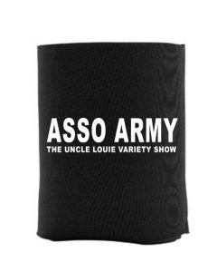 Asso Army Insulated Koozie