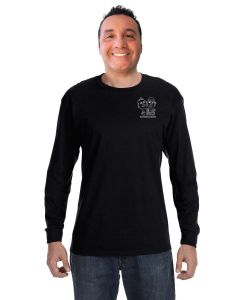 Uncle Louie Variety Show Long Sleeve Shirt